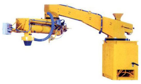 S25 double arm resin sand mixer